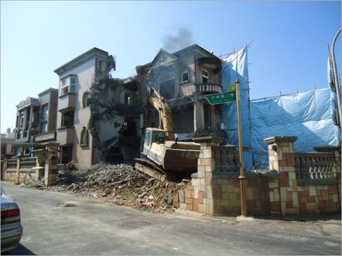 北京拆除公司 建筑物拆除